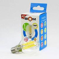Светодиодная лампа Biom FL-303 G45 4W E14 3000К