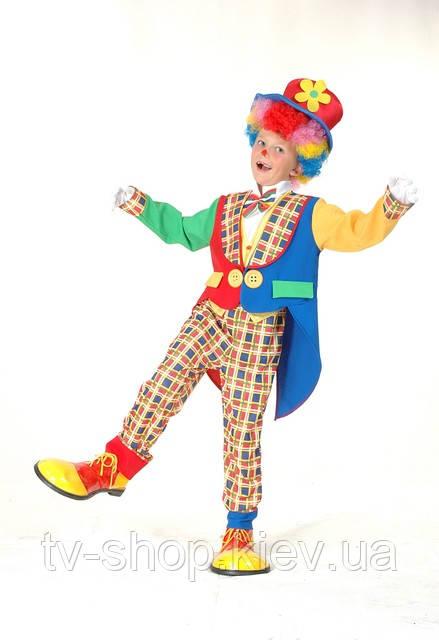 Карнавальный костюм Клоун (M,L)