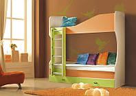 Кровать двухъярусная Моби №2