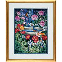 Набор для вышивания Dimensions 70-35288 Garden Reflections Cross Stitch Kit