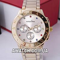 Женские кварцевые наручные часы Pandora 6028