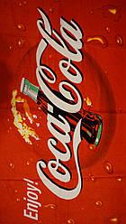 Пляжний рушник Кока-кола 3