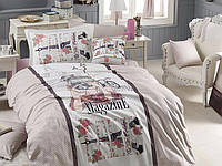 """Подростковое постельное белье """"First choice"""" Magazine De Luxe ранфорс 160х220"""