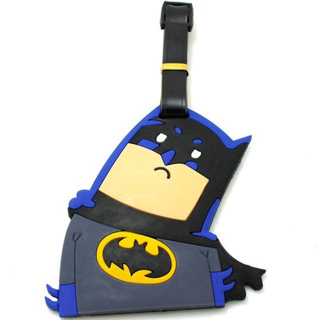 Бирка для багажа Бэтмен