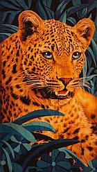 Пляжний рушник Леопард 3