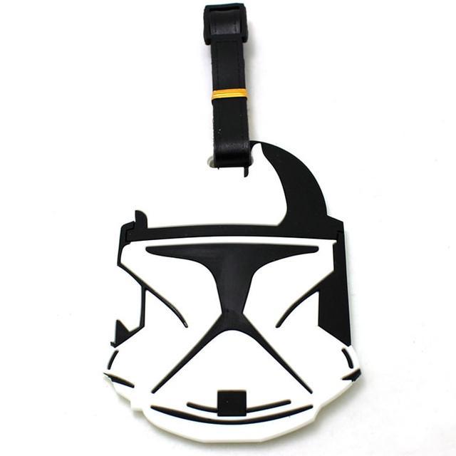 Бирка на рюкзак и сумку Звездные войны