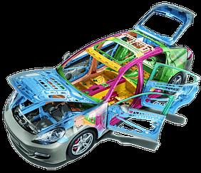 Кузов, салон автомобиля и его принадлежности