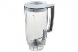 Чаша блендера 1250ml для кухонного комбайна Bosch MUM5 703198 (MUZ5MX1)