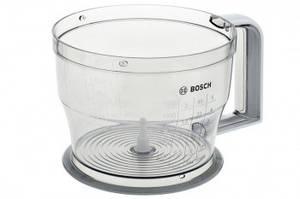 Чаша измельчителя 1250ml для блендера Bosch MSM78 703353