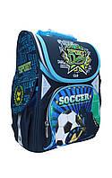 Рюкзак школьный для мальчика Football CLASS 9711 New(2017)