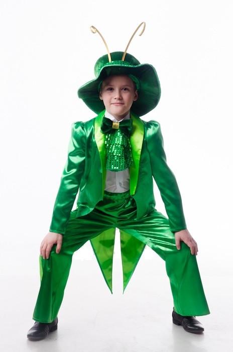 Кузнечик Кузя карнавальный костюм для мальчика - Satori - интернет магазин для всей семьи в Днепре