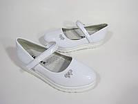 Мягкие и стильные туфли в школу  30 - 37 размеры