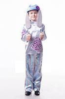 Зайчик народный карнавальный костюм для мальчика