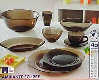 Сервиз Luminarc Ambiante Eclipse из 45 предметов на 6 персон