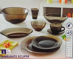 Сервіз Luminarc Ambiante Eclipse з 45 предметів на 6 персон