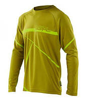 Джерси Royal Slice LS Green/Lime Green