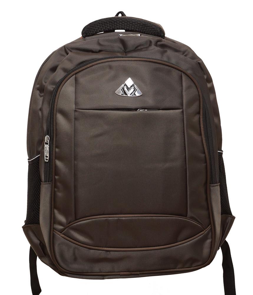 Практичный городской рюкзак 067 grey