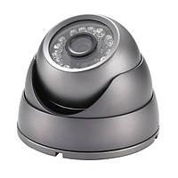 Камера купольная вандалоустойчивая Master CAM IRVD-900 f=3.6, 950TVL, ИК-20м.