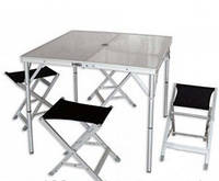 Набор мебели для пикника HQ-046F, складной