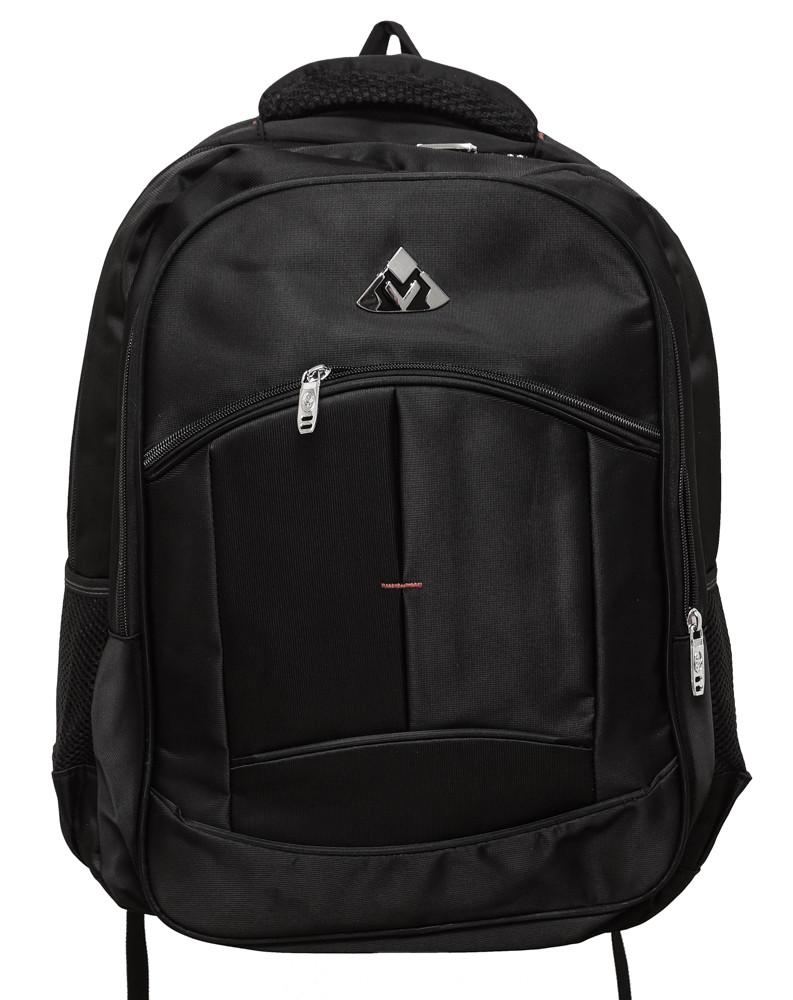 Практичный городской рюкзак 072 black