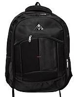 Практичный городской рюкзак 072 black, фото 1