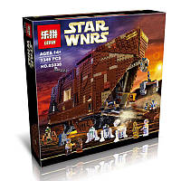Конструктор Lepin 05038 Песчаный Краулер  - аналог лего 75059 Star Wars, 3346 дет.
