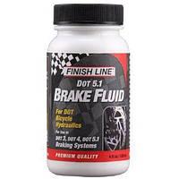 Тормозная жидкость FINISH LINE Fluid DOT 120 мл