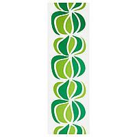 ULLASTINA Панель, белый/зеленый