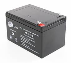 Гелевый аккумулятор 12V 12 ah для детских электромобилей, фото 2