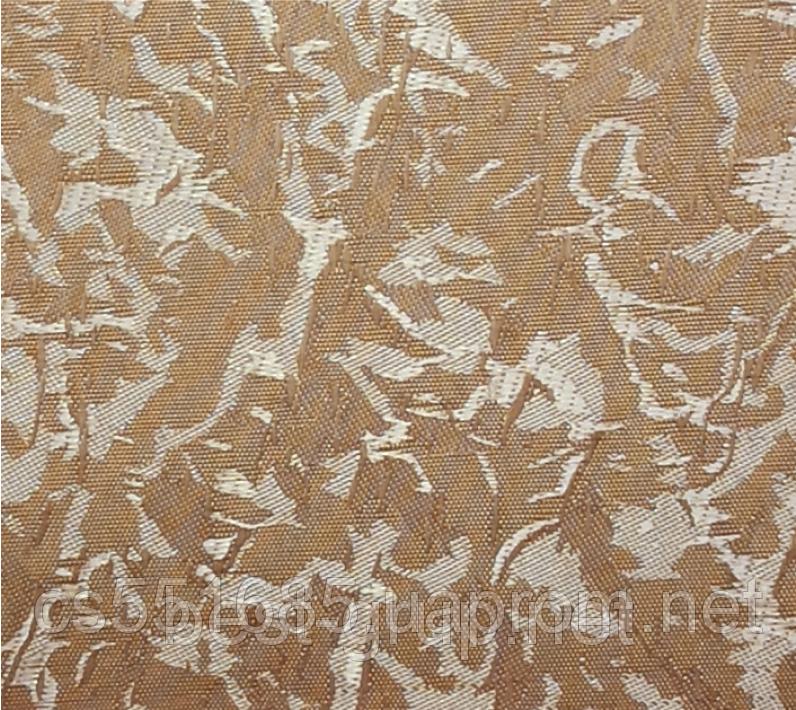 MSV-242 Светло Коричневая (0,975 х 1,70 м) Venecia (Венеция) -тканевые ролеты Oasis Оазис