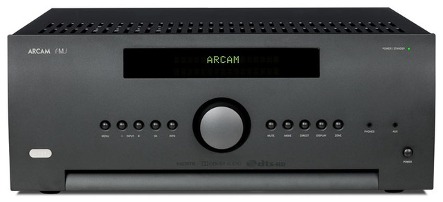 Arcam FMJ AVR390 Dolby Atmos AV ресивер