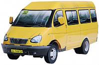 Маршрутное такси ГАЗ 3221