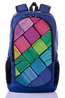 Молодежный яркий рюкзак, фото 1