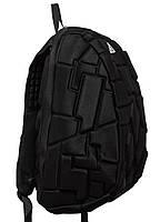 Рюкзак Городской TURTLE с выводом под наушники BW2401 black, фото 1