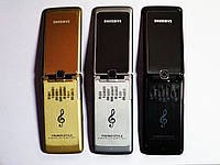 "Телефон Samsung 3360 - 2,3"" - 2Sim+BT+Cam - Метал.корпус, фото 1"