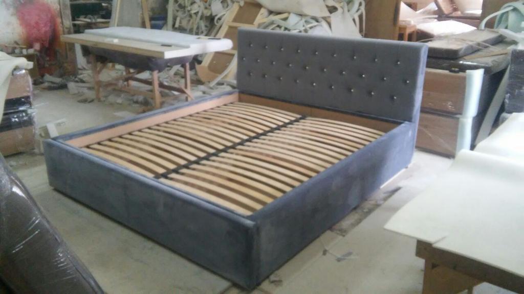 Двоcпальне ліжко Хісторі 1