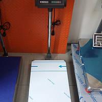 Весы складские ВЕСТ-А12Е 150кг (400*600мм)