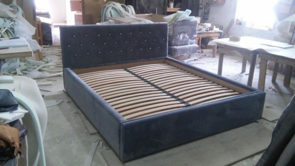 Двоcпальне ліжко Хісторі 2