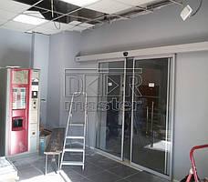 Автоматические двери Cuppon, СТБ (г. Киев) 20.06.2017