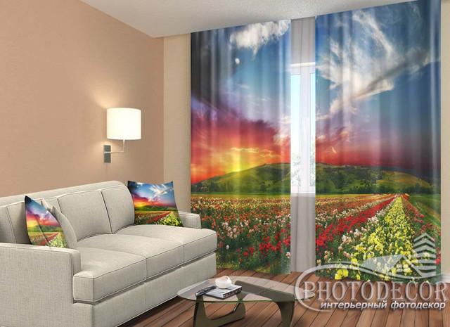 Фото шторы 2,50м*2,60м (карниз 2,60м)