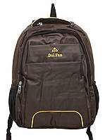 Стильный городской рюкзак DF9003 grey