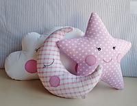 Милое Trio декоративных подушек