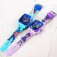 Детские GPS часы-телефон DF25