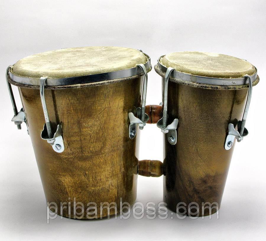 Барабан двойной (Bangoo music)