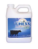 T-HEXX DRY. Первая водостойкая, воздухонепроницаемая, не стекающая добавка к защитному раствору для обработки