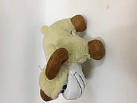 Игрушка-подушка из овечьей шерсти маленькая