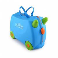 Детский чемодан для путешествий Trunki 0054-GB01-UKV