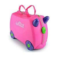 Детский чемодан для путешествий Trunki 0061-GB01-UKV