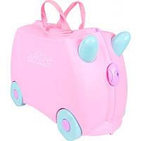 Детский чемодан для путешествий Trunki 0167-GB01