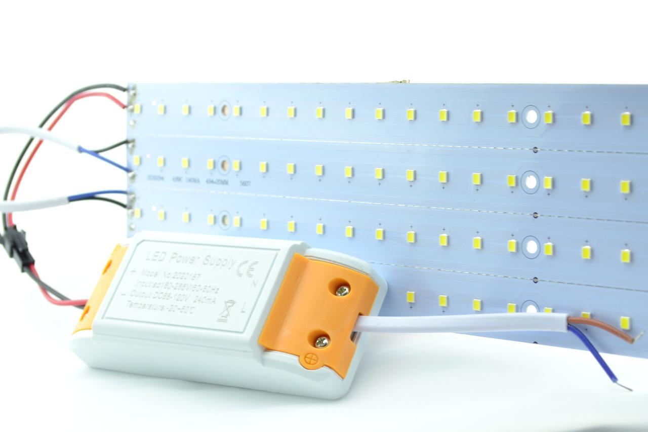 Комплект светодиодных линеек SMD 2835 28W, 220V